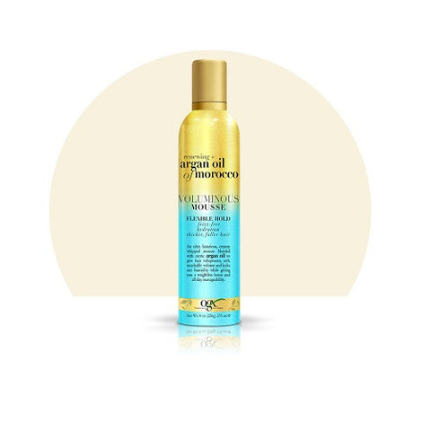 Renewing + Argan Oil of Morocco Voluminous Spray 8 oz