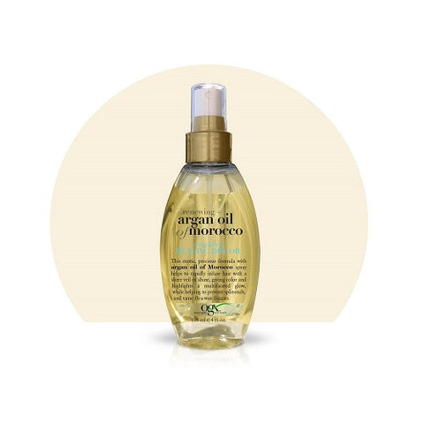 Renewing + Argan Oil of Morocco Weightless Healing Dry Oil 4 fl oz