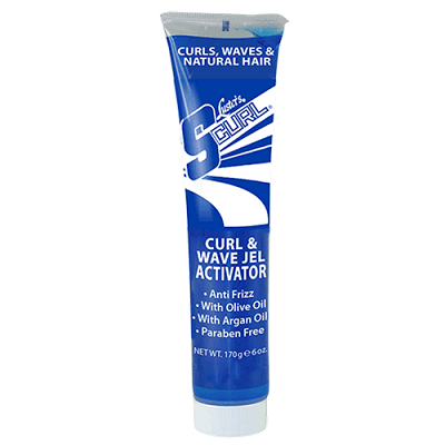 S-Curl Curl & Wave Jel Activator