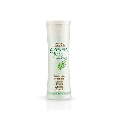 Body Drench Green Tea + Bamboo Moisturizing Body Scrub 5.5 fl oz