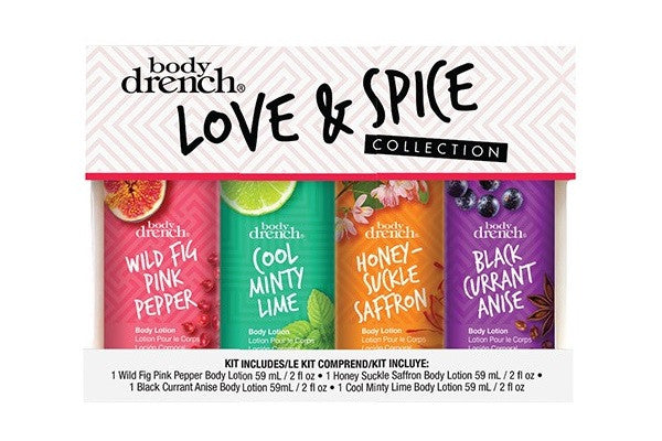 Body Drench Love & Spice Collection