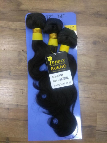 Bueno Virgin Remy Hair Bundles (Body Wave)