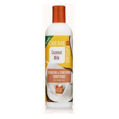 Creme of Nature Coconut Milk Detangling & Conditioning Conditioners
