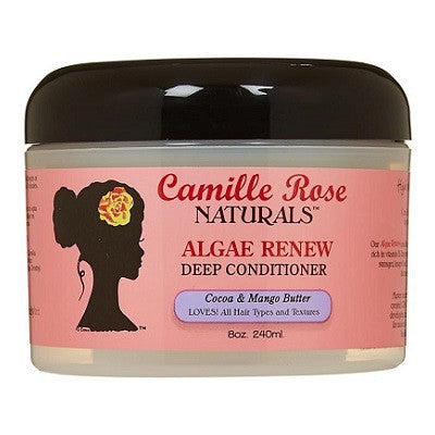 Camille Rose Algae Renew Deep Conditioner 8 oz