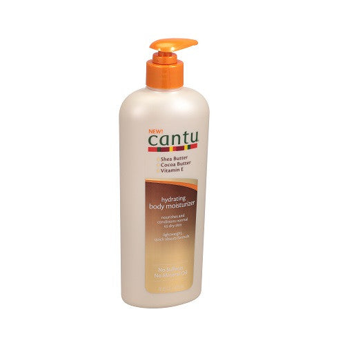 Cantu Shea Butter Hydrating Body Moisturizer 16 fl oz
