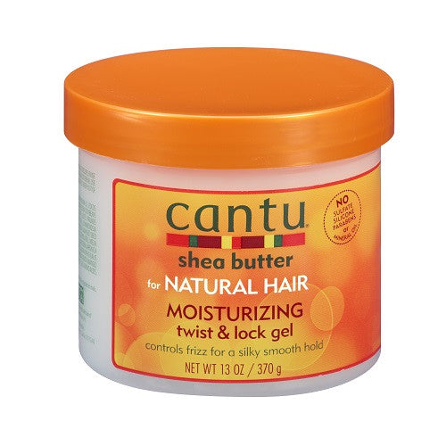 Cantu Shea Butter Moisturizing Twist & Lock Gel 13 oz