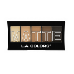 L.A. Colors Matte Eyeshadow