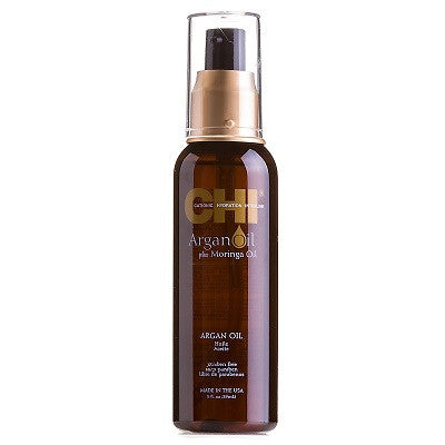 CHI Argan Oil Plus Moringa Oil 3 oz