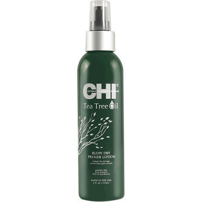 CHI Tea Tree Oil Blow Dry Primer Lotion 6 oz