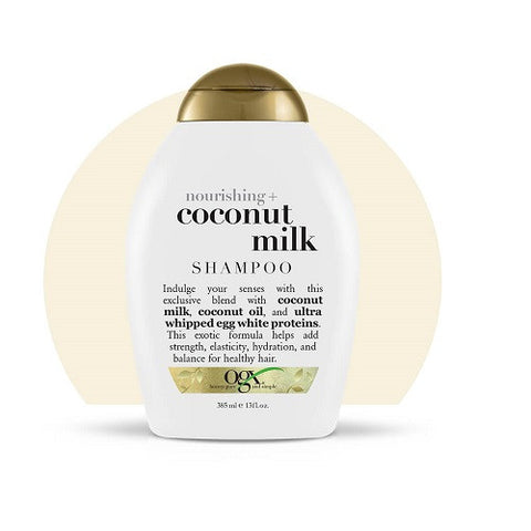 Nourishing + Coconut Milk Shampoo