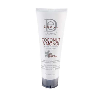 Design Essentials Coconut & Monoi Deep Moisture Creme