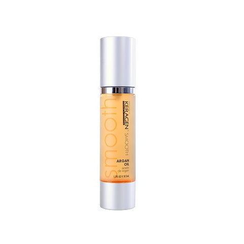 Organic Keragen Smooth Argan Oil 1.7 fl oz