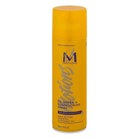 Motions Oil Sheen & Conditioning Spray Nourish & Restore