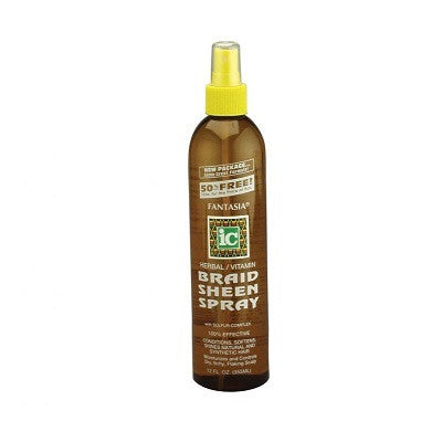 IC Fantasia Braid Sheen Spray 12 oz
