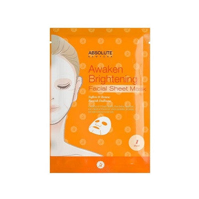 Absolute New York Facial Sheet Mask