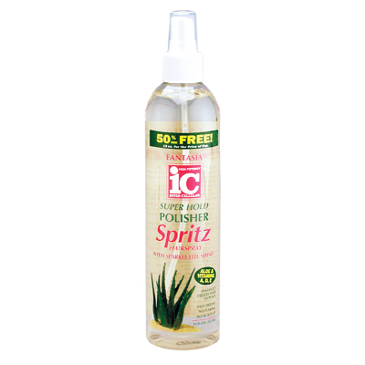 IC Fantasia Hair Polisher Spritz Hairspray