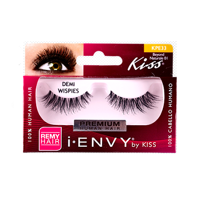 Kiss i-Envy Demi Wispies Lashes