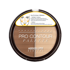 Absolute New York Professional Pro Contour Palette
