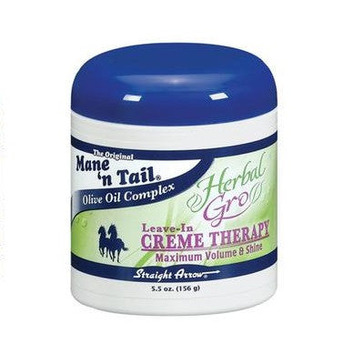 Mane'n Tail Herbal-Gro Leave-In Creme Therapy 5.5 oz
