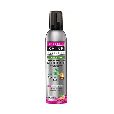 Smooth 'N Shine Polishing Mousse