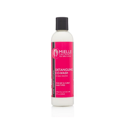 Mielle Organics Detangling Co-Wash 8 fl oz