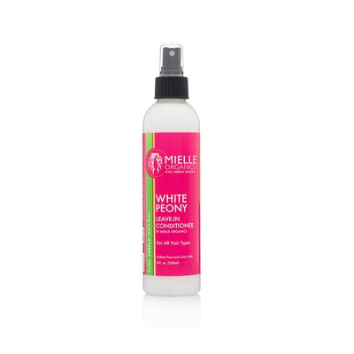 Mielle Organics White Peony Ultra Moisturizing Leave-In Conditioner 8 fl oz