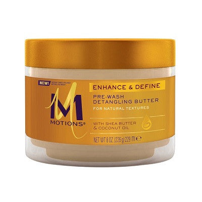 Motions Enhance & Define Pre-Wash Detangling Butter 8 oz