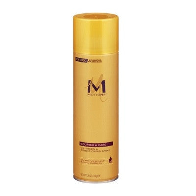 Motions Nourish & Care Oil Sheen & Conditioning Spray 11.25 oz