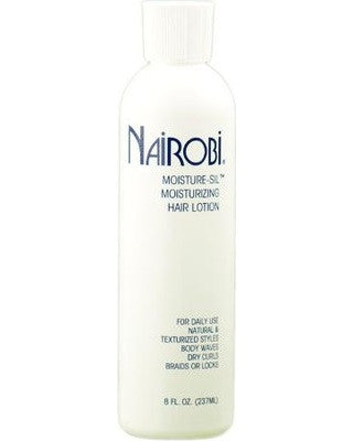 Nairobi Moisture-Sil Moisturizing Hair Lotion  8 oz