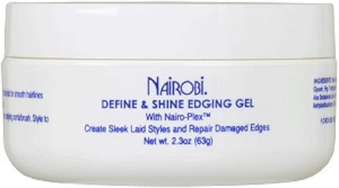 Nairobi Define and Shine Edging Gel