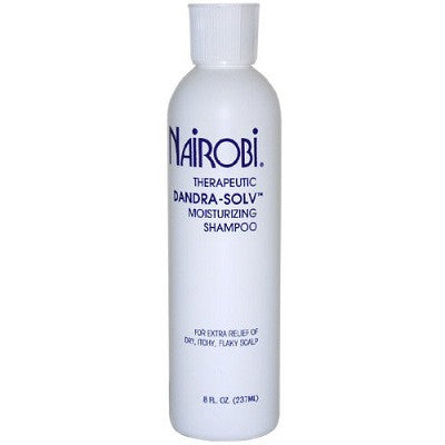 Nairobi Therapeutic Dandra-Solv Moisturizing Treatment Conditioner 8 fl oz