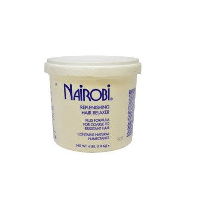 Nairobi Replenishing Hair Relaxer 64 oz