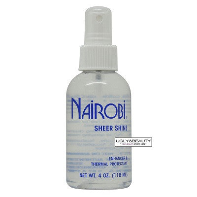 Nairobi Sheer Shine 4 oz