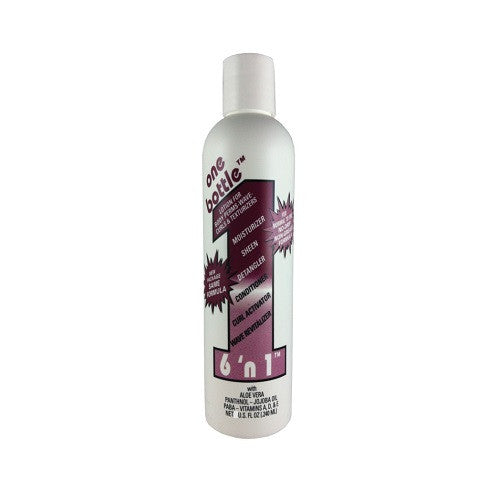 One Bottle 6 n 1 Moisturizing Lotion