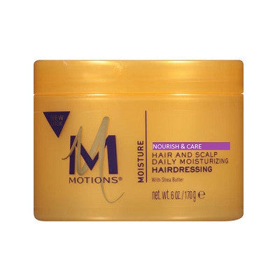 Motions Nourish & Care Hair & Scalp Daily Moisturizing Hairdressing 6 oz