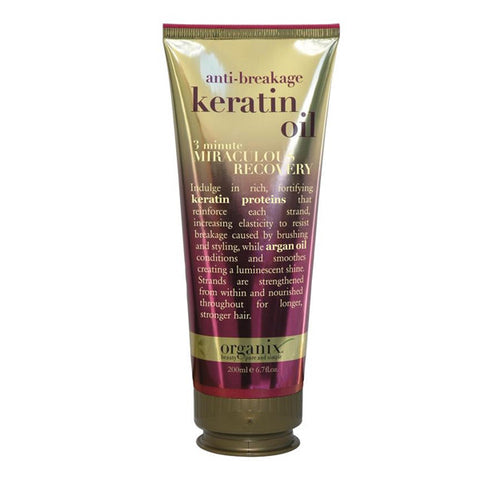 Anti-Breakage + Keratin Oil 3 Minute Miraculous Recovery 6.7 fl oz