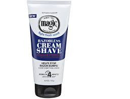 Magic Razorless Cream Shave