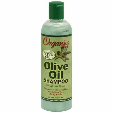 Originals by Africa's Best Olive Oil Shampoo