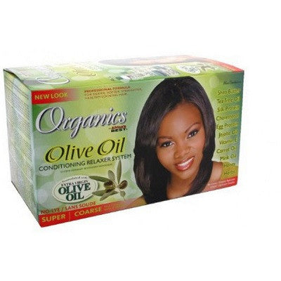 Original by Africa's Best Olive Oil Conditioning Relaxer System