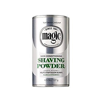 Magic Shaving Powder