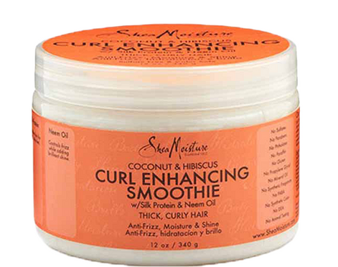 Shea Moisture Coconut & Hibiscus Curl Enhancing Smoothie 12 oz