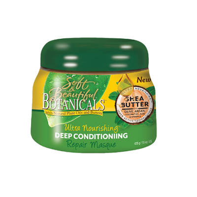 Soft & Beautiful Ultra Nourshing Deep Conditioning Repair Masque