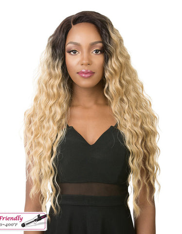 Swiss Lace Front Wig SUN DANCE