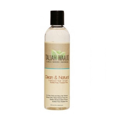 Taliah Waajid Shampoos/Hair Wash 8 fl oz