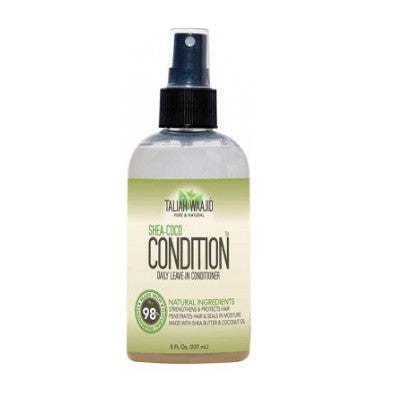 Taliah Waajid Pure & Natural Conditioners 8 fl oz