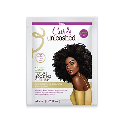 ORS Curls Unleashed Texture Curl Boosting Jelly