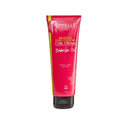 Mielle Brazilian Curly Cocktail Curl Cream