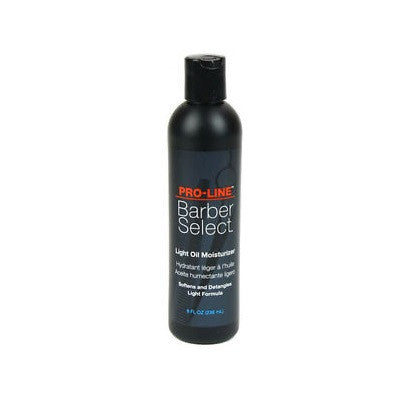 Pro-Line Barber Select Light Oil Moisturizer 8 oz