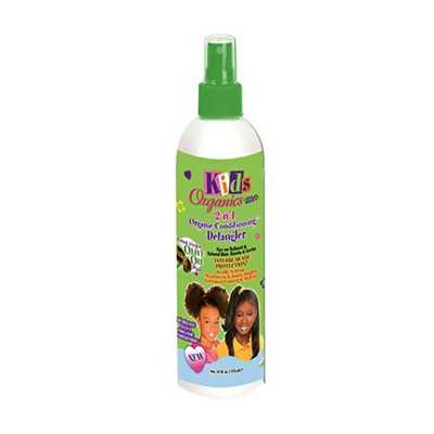 Kids Originals by Africa's Best 2-n-1 Natural Conditioning Detangler 12 oz