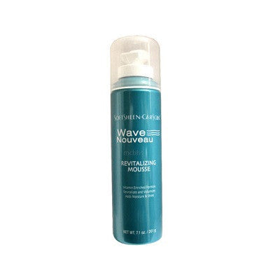 Wave Nouveau Coiffure Revitalizing Mousse 7.1 oz